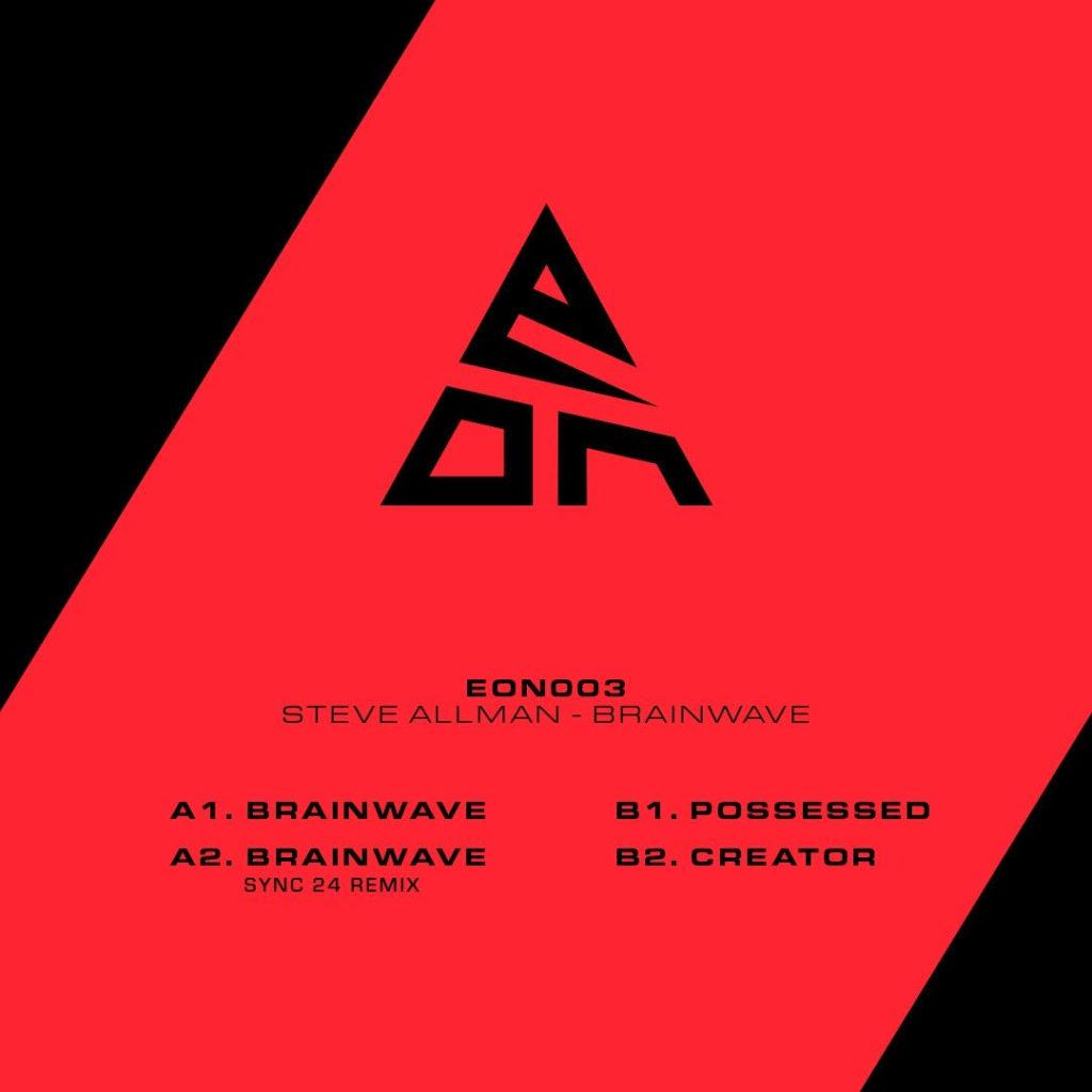 """Steve Allman/BRAINWAVE 12"""""""