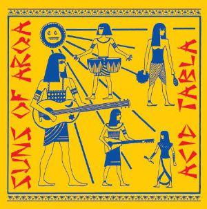 """Suns of Arqa/ACID TABLA 12"""""""