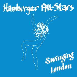 "Hamburger All-Stars/SWINGING LONDON 12"""