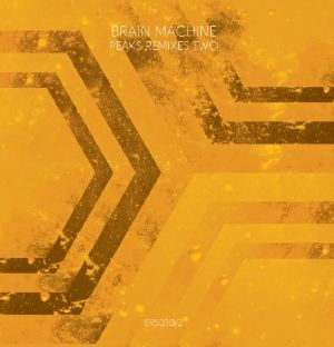 Brain Machine/PEAKS REMIXES TWO 12""