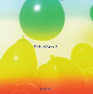 """Various/SCHLEISSEN PT. 3 12"""""""