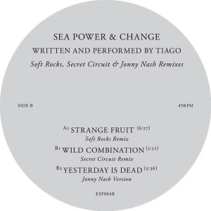 Sea Power & Change/REMIXES EP 12""