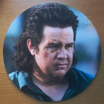 Eugene/WALKING DEAD SLIPMAT