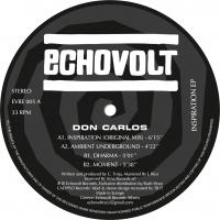 "Don Carlos/INSPIRATION EP 12"""