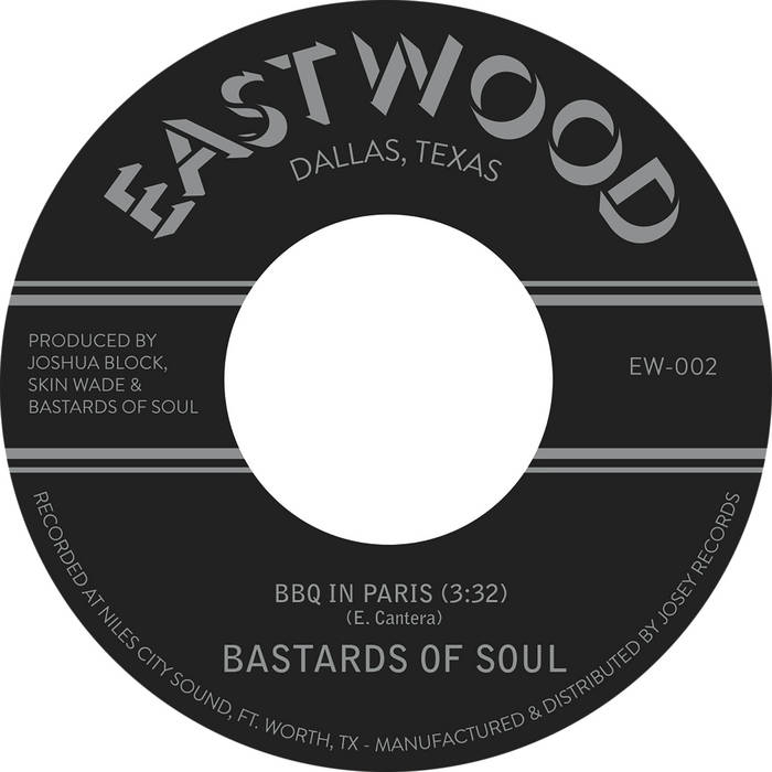 """Bastards Of Soul/IF THESE WALLS... 7"""""""