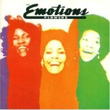 Emotions/FLOWERS  CD