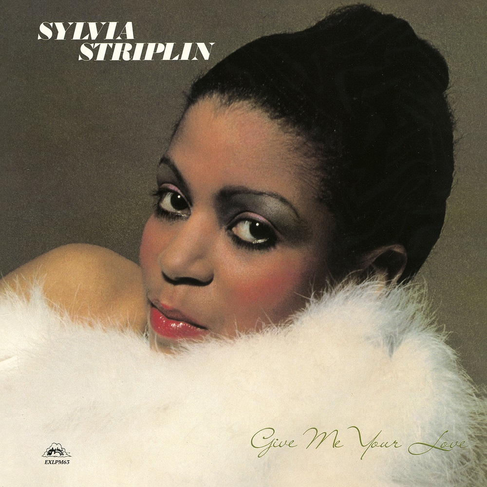 Sylvia Striplin/GIVE ME YOUR LOVE CD