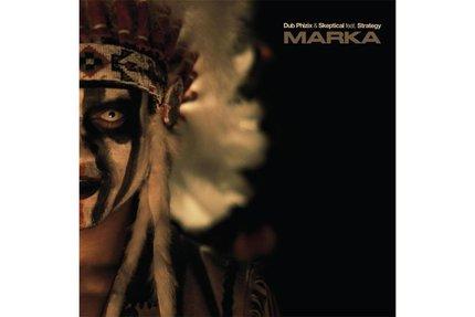 "Dub Phizix & Skeptical/MARKA 12"""