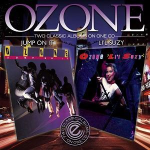 Ozone/JUMP ON IT & LI'L SUZY CD