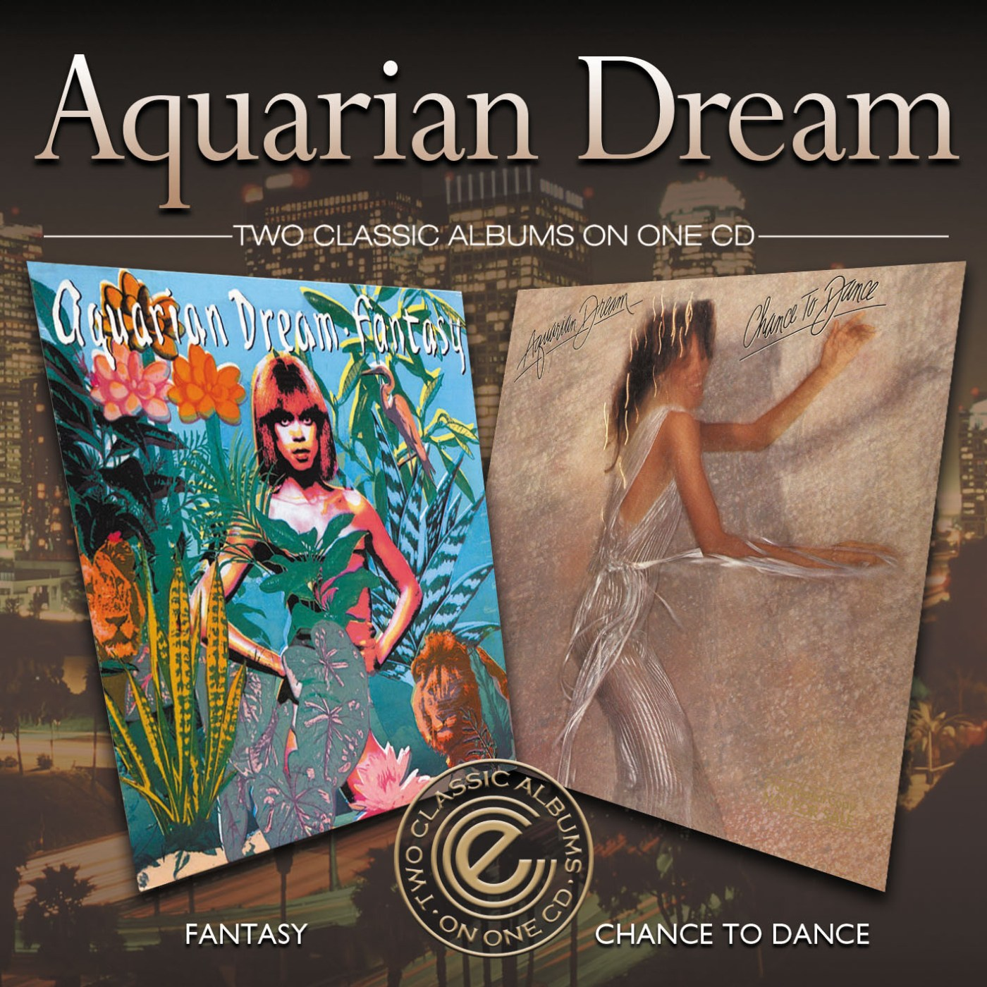 Aquarian Dream/FANTASY & CHANCE TO CD