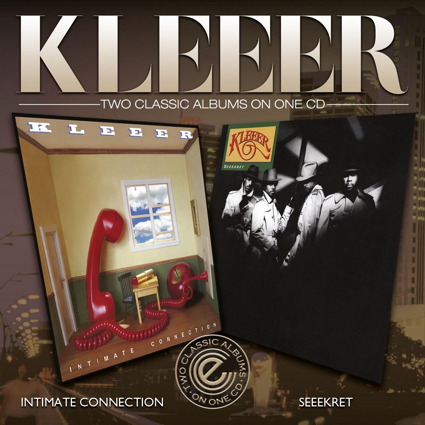 Kleeer/INTIMATE CONNECTION & SEEKRET CD