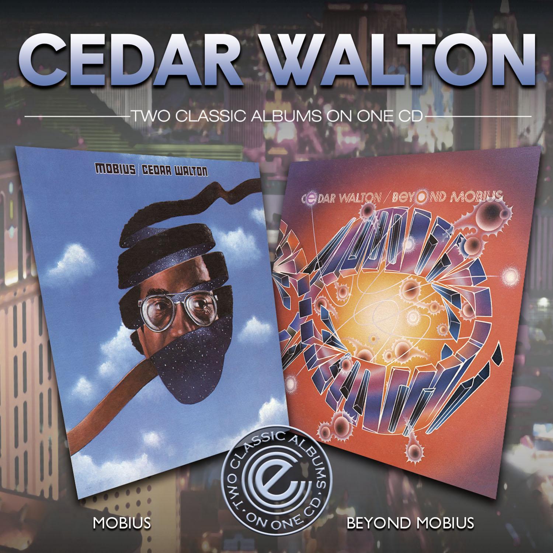 Cedar Walton/MOBIUS & BEYOND MOBIOUS CD