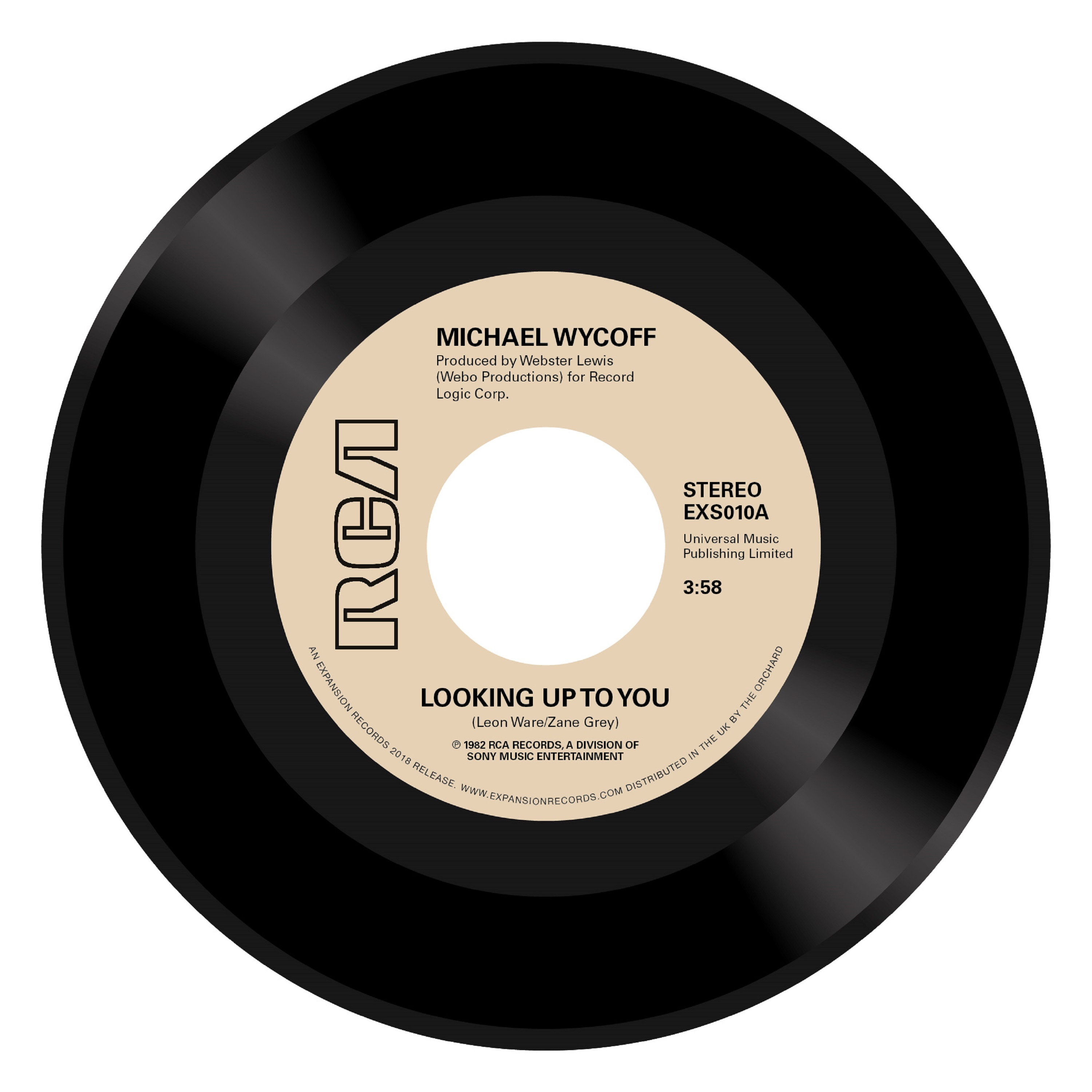 Michael Wycoff/LOOKING UP TO YOU 7""