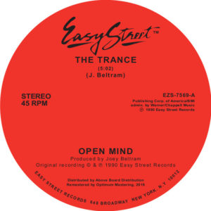 Open Mind/THE TRANCE 12""