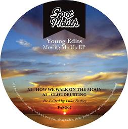 Young Edits/MOVING ME UP 12""