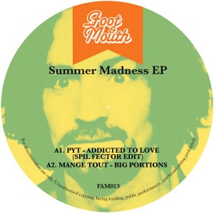 Various/SUMMER MADNESS EP 12""