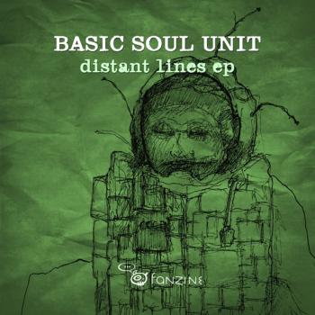 """Basic Soul Unit/DISTANT LINES EP 12"""""""