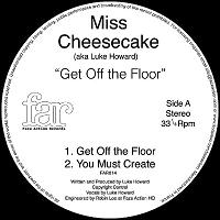 """Miss Cheesecake/GET OFF THE FLOOR 12"""""""