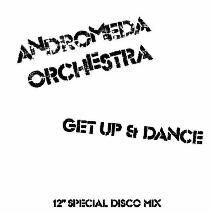 "Andromeda Orchestra/GET UP & DANCE 12"""