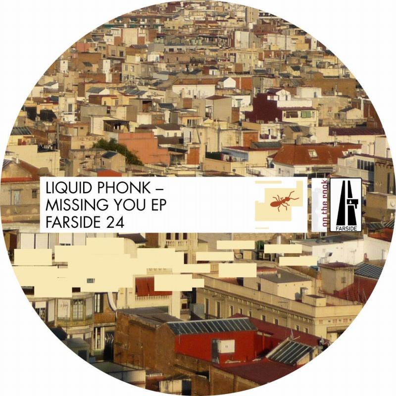 "Liquid Phonk/MISSING YOU EP 12"""
