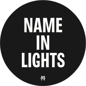"""Name In Lights/NAUGHTY 12"""""""