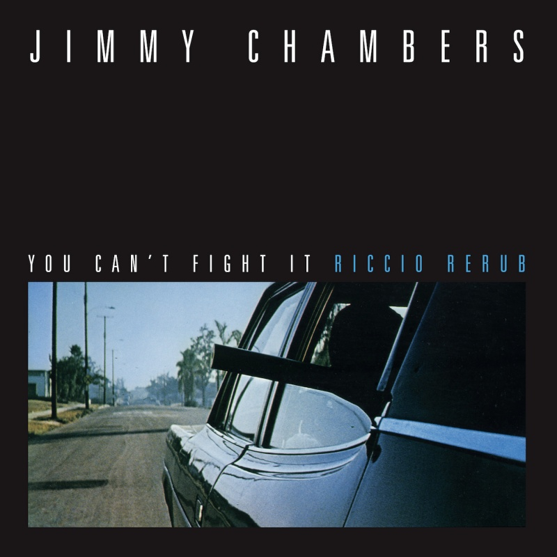 Jimmy Chambers/YOU CAN'T FIGHT IT 10""