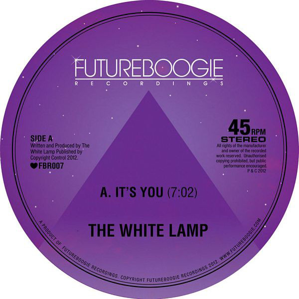 """White Lamp/IT'S YOU 12"""""""