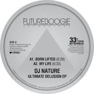 DJ Nature/ULTIMATE DELUSION EP 12""