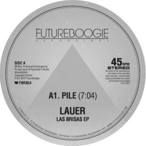 """Lauer/LAS BRISAS EP 12"""""""