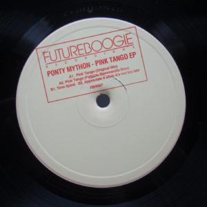 "Ponty Mython/PINK TANGO EP 12"""