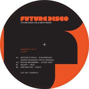 "Various/FUTURE DISCO VOL 6 SAMPLER 2 12"""