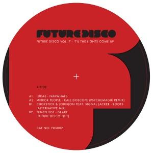 "Various/FUTURE DISCO VOL. 7 SAMPLER 12"""
