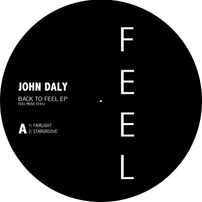 John Daly/BACK TO FEEL EP 12""