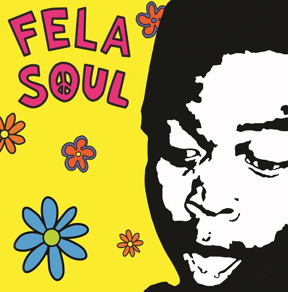 Fela Soul/FELA VS DE LA SOUL LP