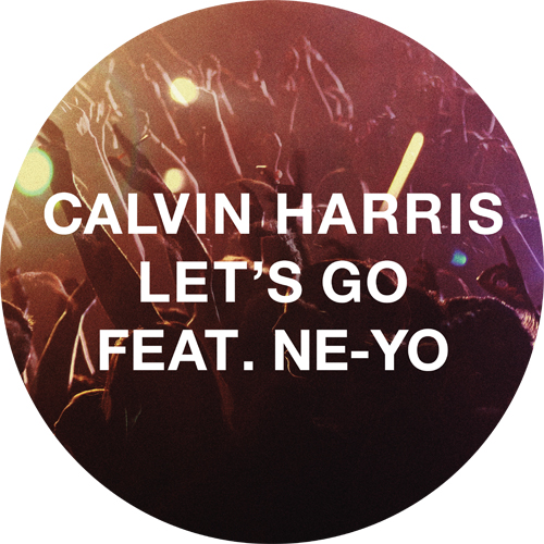 Calvin Harris/LET'S GO PIC DISC 12""
