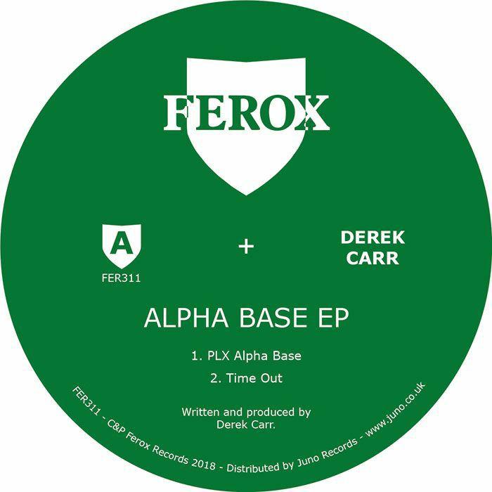 "Derek Carr/ALPHA BASE EP 12"""