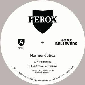 """Hoax Believers/HERMENEUTICA 12"""""""