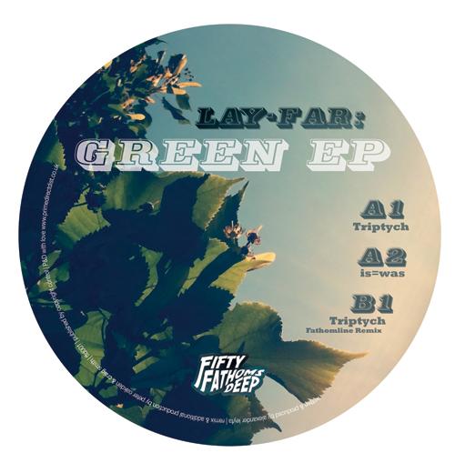 "Lay-Far/GREEN EP 12"""