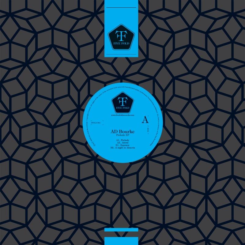 """AD Bourke/PRELUDE EP 12"""""""