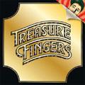 "Treasure Fingers/CROSS THE DANCE... D12"""