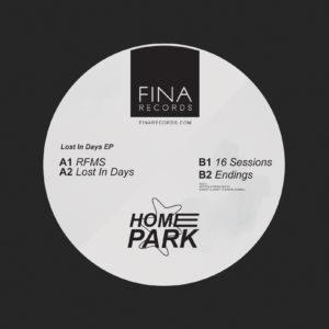 "Homepark/LOST IN DAYS EP 12"""