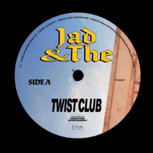 "Jad & The/TWIST CLUB EP 12"""