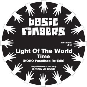 """Light Of The World/TIME (KOKO EDITS) 12"""""""