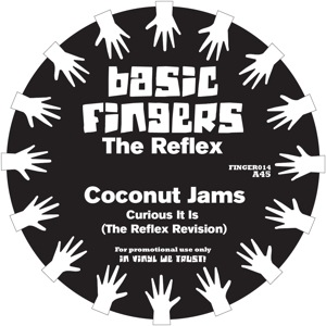 "Reflex/COCONUT JAMS 12"""