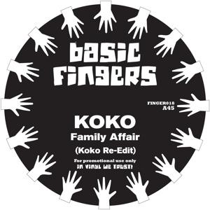 "Koko/KOKO EDITS #4 12"""