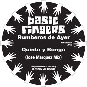"""Jose Marquez/QUINTO Y BONGO 12"""""""