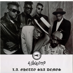 Fishbone/GHETTO SKA DEMOS  10""