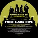 Fort Knox Five/RADIO FREE DC RMX #2 12""