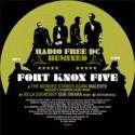 "Fort Knox Five/RADIO FREE DC RMX #2 12"""
