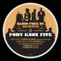 "Fort Knox Five/RADIO FREE DC RMX #6 12"""
